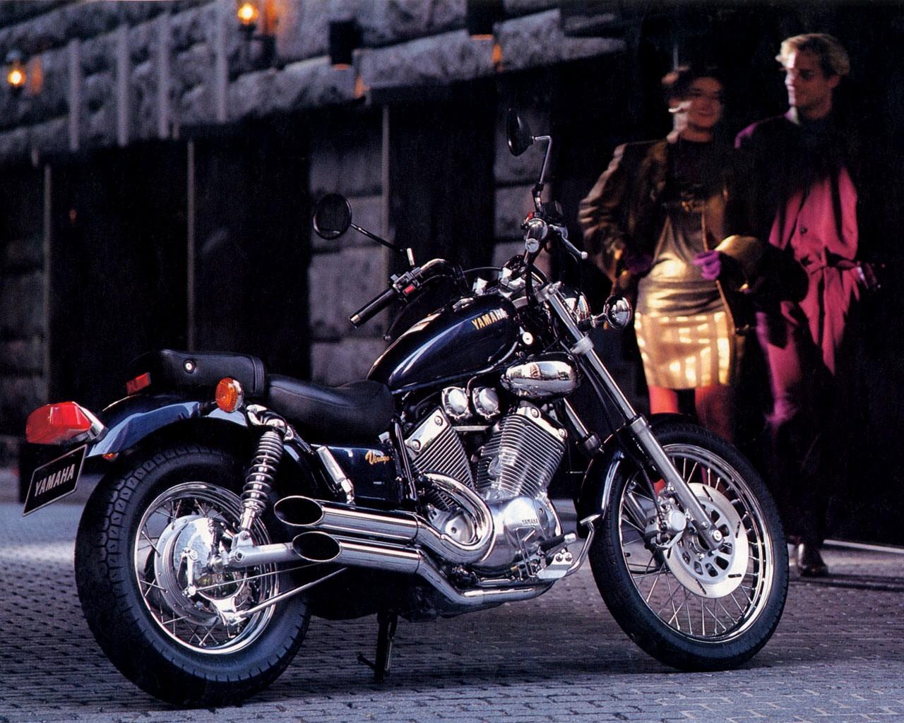 Viragoon Yamaha Virago 535