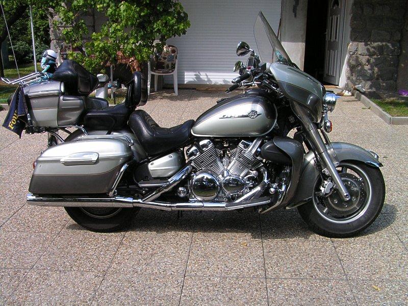 Yamaha Royal Star Exhaust